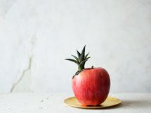 apple pot (realistic paint)テッセラータ