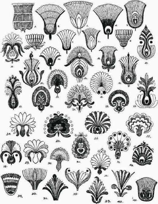 czech batik eggs  | Hungarian Motifs- PDF file