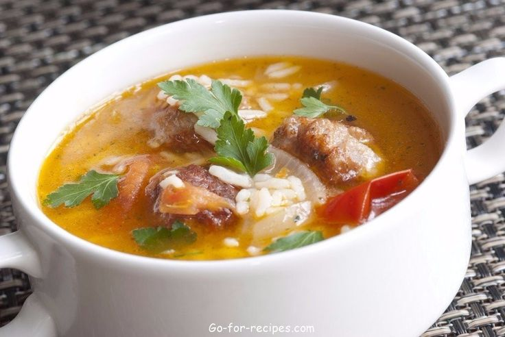 ITALIAN THICK SOUP