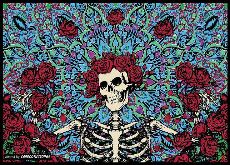 Grateful Dead - MTG - Sleeves