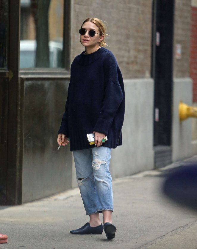 Ashley Olsen, 2016.                                                                                                                                                      More