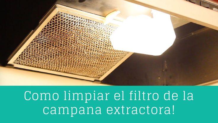 17 best images about limpieza cocina on pinterest tes - Como limpiar el extractor de la cocina ...