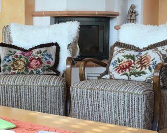 Vintage Armchair Club armchair cocktail armchair chair living room