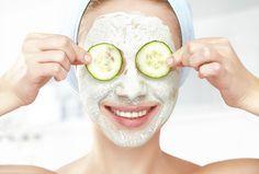 Ingredienti naturali per maschere viso fai da te e una pelle sempre perfetta.