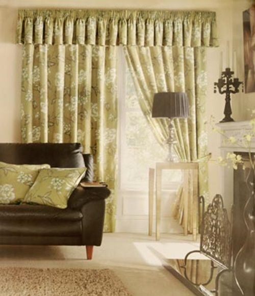 Luxurious Modern Living Room Curtain Design Part 57