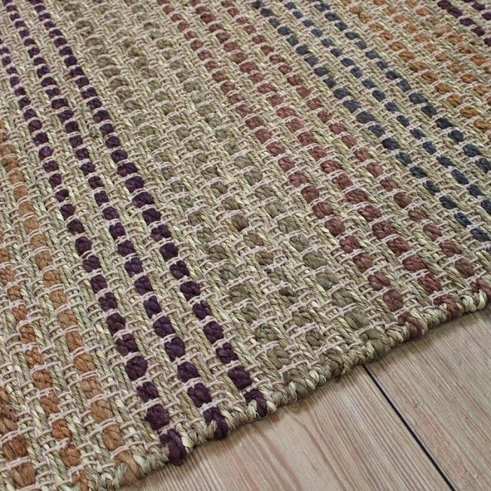Jute Seagr Rug Terracotta Colour Now Only 39 99 Free Uk Pp
