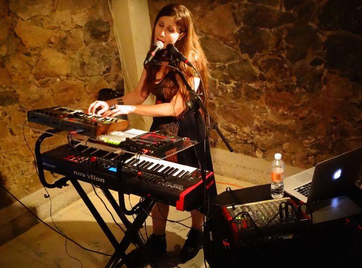 I love what I do... #music #livemusic #concert #electro #indie #folk #orquestal #recital #concierto #Argentina #singer #composer #Queretaro