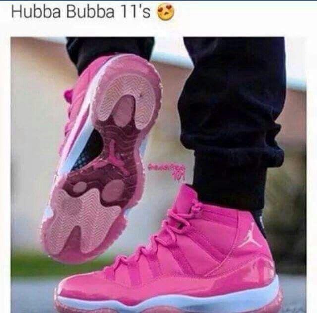 Hubba Bubba Jordan 11's