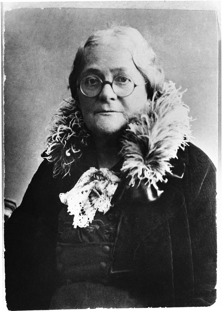 """""""The emancipation of women depends on the victory of the exploited class."""" Happy birthday to Clara Zetkin, born on this day [July 5] in 1857."""