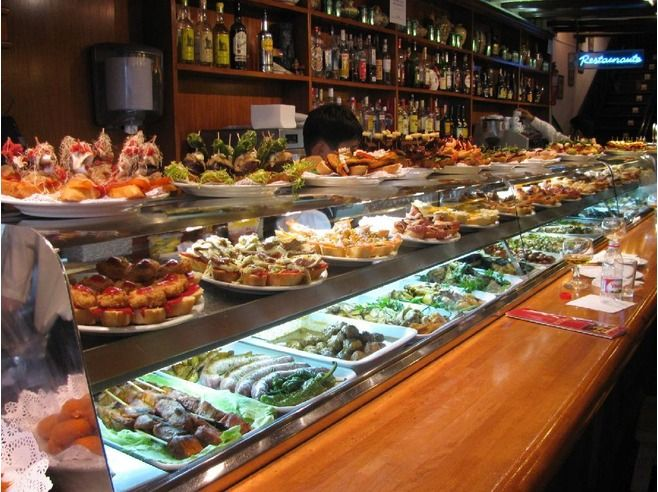 Cerveseria catalana eixample tapas barcelona restaurants pinterest popular the o 39 jays for Cuisine bar tapas