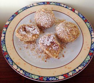 Tojásmentes paleo szilvás gombóc (vegán recept) ~ Éhezésmentes Karcsúság Szafival