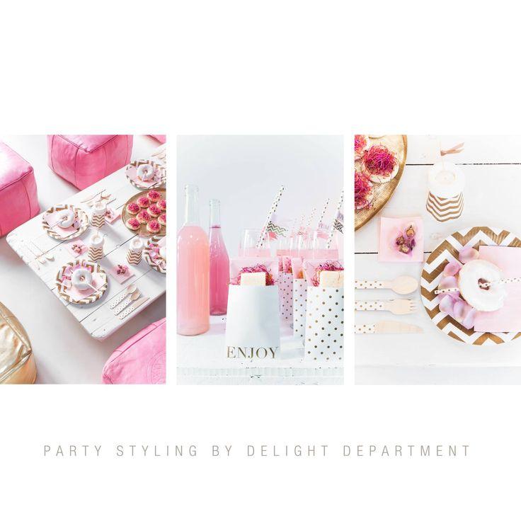 DELIGHT DEPARTMENT | Easy & Joyful party styling