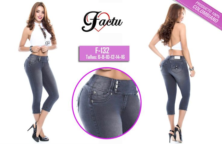 Comprar Pantalones Colombianos - Ropadesdecolombia.com - Ropa latina y moda de colombPantalón colombiano  +Modelos en: http://www.ropadesdecolombia.com/index.php?route=product/category&path=112      #pantalones #jeans #pantalonescolombianos #pantalón #novedades #pushup #levantacola #moda.