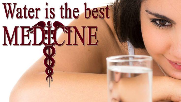 Water is the best medicine