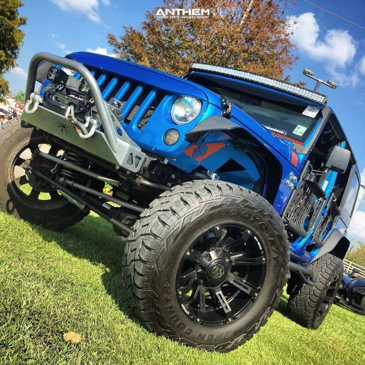 8 2015 Wrangler Jk Jeep Rubicon Express Super Flex Suspension Lift