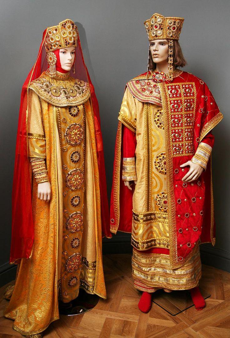 Сценический костюм из коллекции Театра Мистерий.
