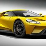 2016 ford gt40 price