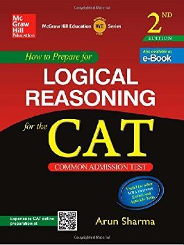 14 best study exam professional books images on pinterest buy how to prepare for logical reasoning for cat fandeluxe Image collections