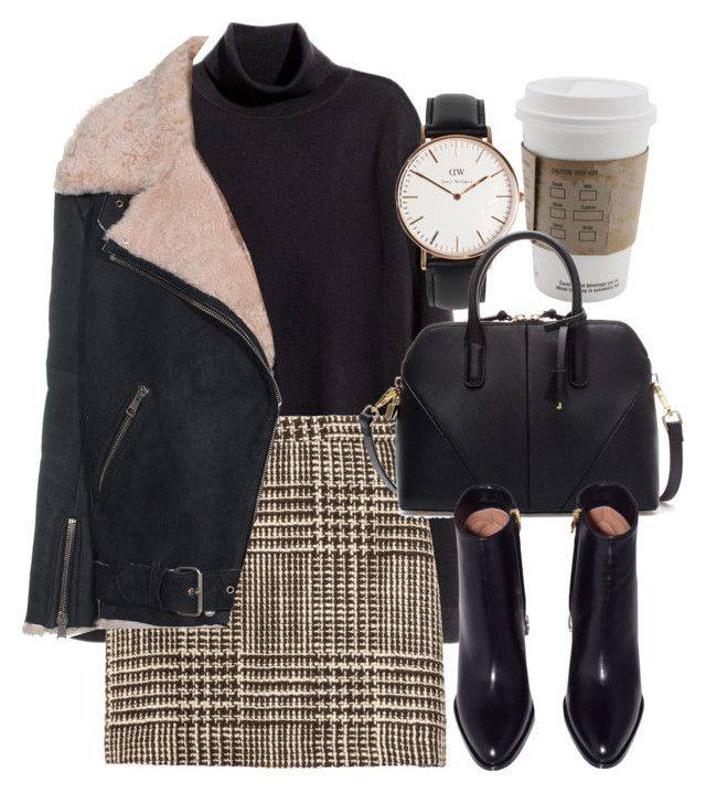 Untitled #6271 by laurenmboot on Polyvore featuring polyvore, fashion, style, H&M, Acne Studios, Missoni, Zara, Daniel Wellington and clothing