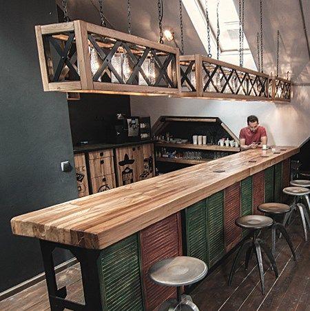 25 melhores ideias sobre bar no pinterest ideias de bar for Bar para casa rustico