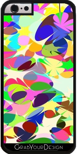 GrabYourDesign - Case for Iphone 6/6S Abstract pattern - by Luizavictorya72
