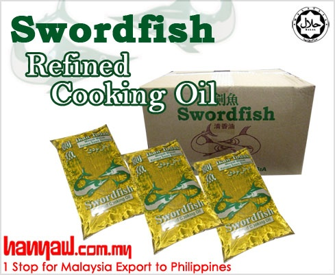 Visit- http://www.hanyaw.com.my/Products/Sword_Fish_Cooking_Oil_17Pouches.html