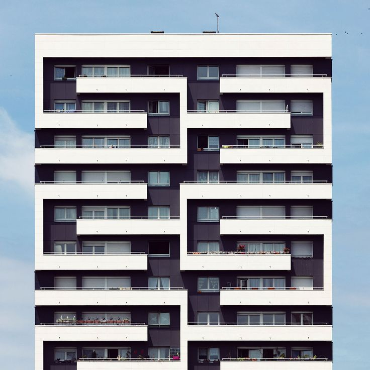 """Dramatis personae II as the next part of the architecture series contains buildings from Arcueil, Nanterre and Paris. """"Dramatis personae"""" represents public faces that deliberately restrains the identity of the object in order to concentrate on its public …"""
