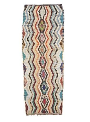 Mili Designs NYC Boucherouite Rug, Multi, 3' 6