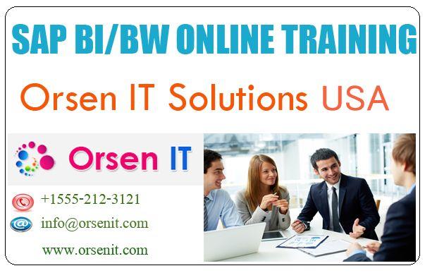 sap bibw online training,sap bibw training in usa