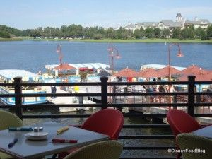Downtown Disney Restaurants  A nice getaway from the hustle & bustle of Disney World!