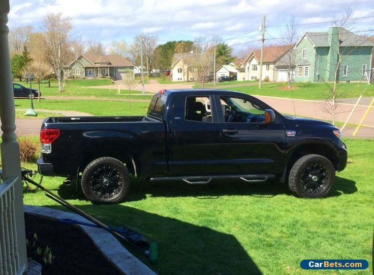 2010 Toyota Tundra SR5 #toyota #tundra #forsale #canada