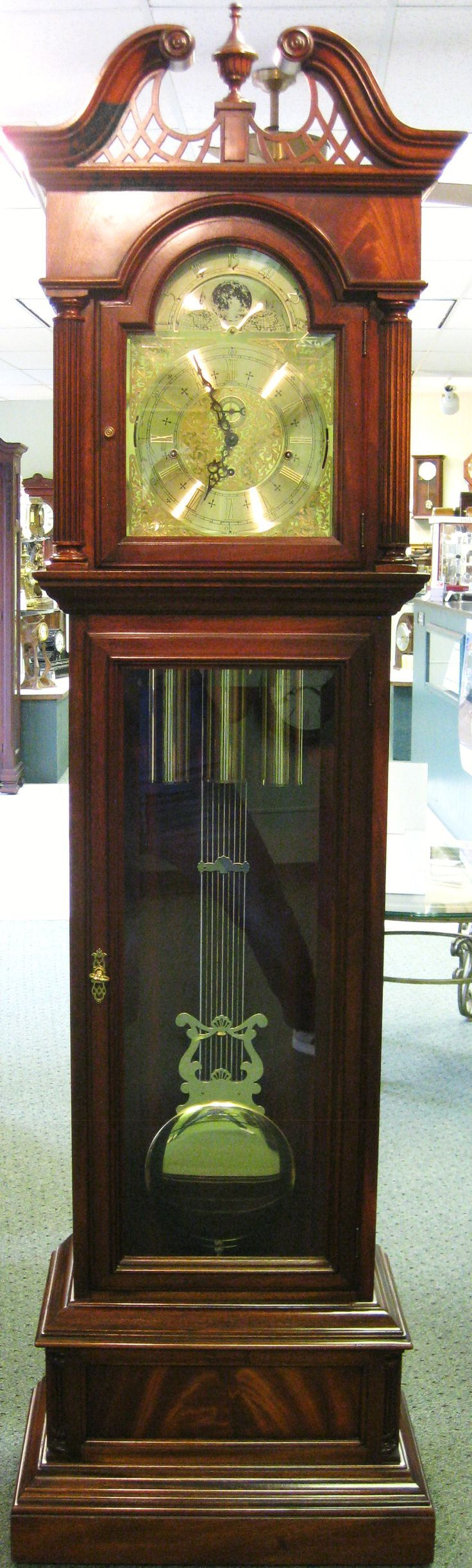 Best 25 grandfather clock repair ideas on pinterest antique grandfather clocks wall mantel antique clocks clock repair by mcguires clocks amipublicfo Images