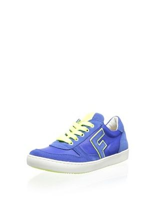 80% OFF Berdini Kid's 3105 Fashion Sneaker (Cobalt)