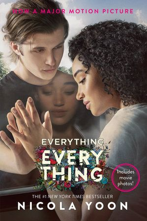 Everything Everything Movie Tie In Edition By Nicola Yoon