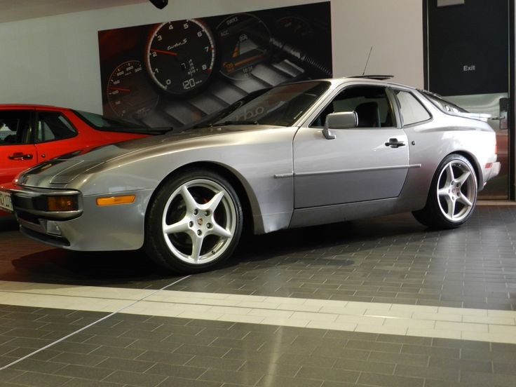 944S at the 40th anniversary water cooled Porsche event at the Porsche dealership in Broward County, Florida.