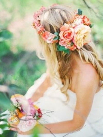the aloha do: floral and flower crowns and hairstyles