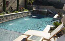 Thomas Pools and Spas : Santa Clarita swimming pools, Santa Clarita Spas, jacuzzi, hot tubs : Traditional Pools