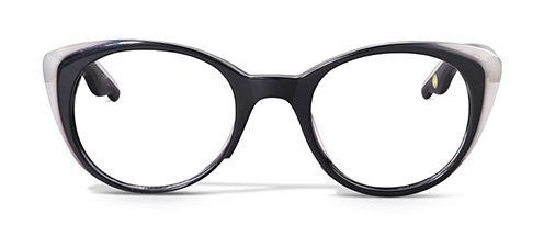 Lunette de vue ronde vintage femme fahey noir   quelles futures ... 36e075c2884e