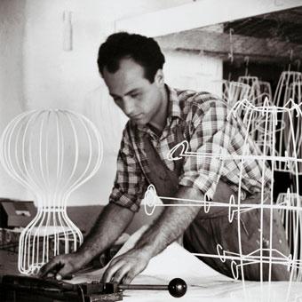 Flos – Gatto By Achille Castiglioni and Pier Giacomo