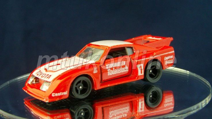 TOMICA 65 TOYOTA CELICA TURBO 1979   1/62   JAPAN   65C-1   FIRST   NO BOX
