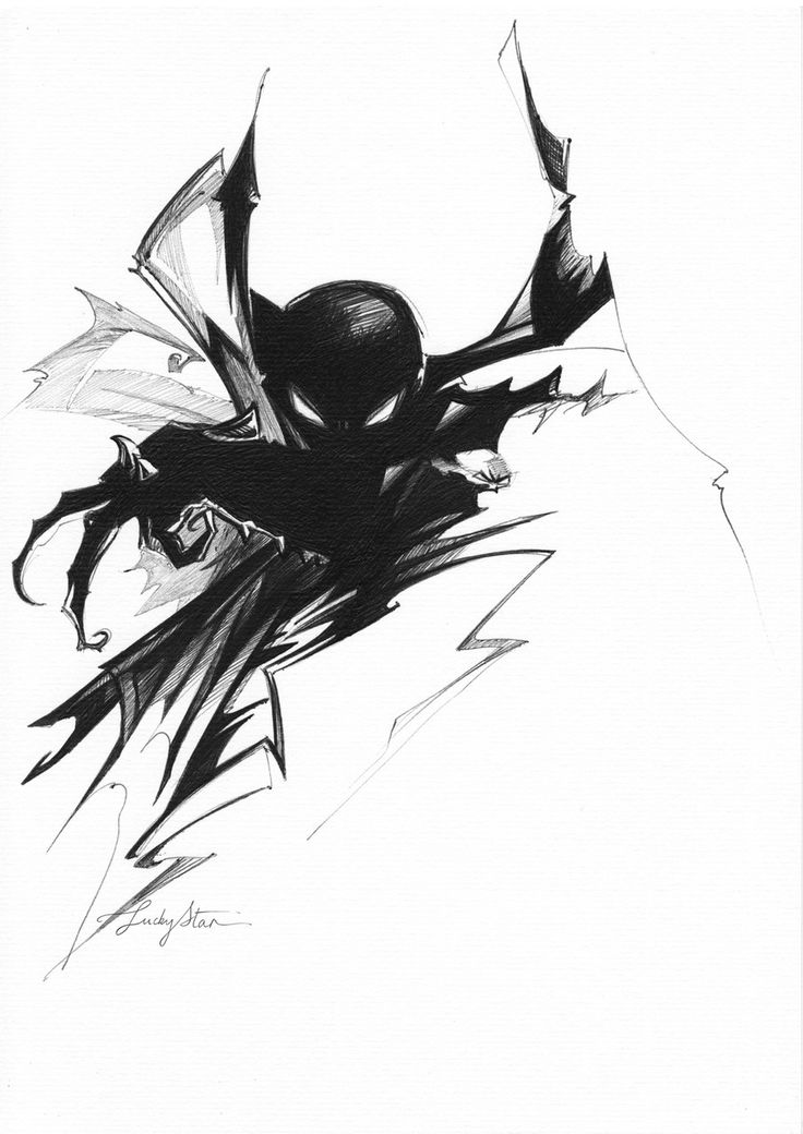 Spawn #1 - by Lucky Star