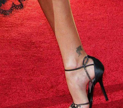 The Best Design of ankle Tattoos for Women: Artist Ankle Tattoos For Women Designs ~ Tattoo Design Inspiration
