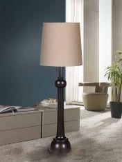 Lampade da terra di legno : Modello LIDA