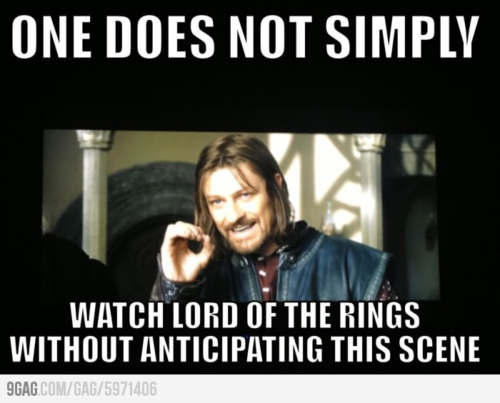 56 best images about The Wisdom of Boromir on Pinterest ...