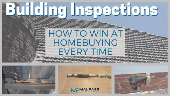 A few hundred bucks on a detailed inspection now could save you big money later to fix problems unkown at purchase http://www.malpassfinance.com.au/tips/building-inspections-how-to-win-at-homebuying-every-time/?utm_campaign=coschedule&utm_source=pinterest&utm_medium=Malpass%20Finance&utm_content=Building%20Inspections%3A%20How%20to%20win%20at%20homebuying%20every%20time