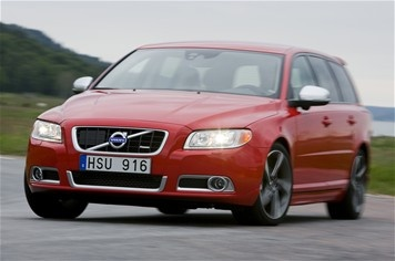 2012 Volvo V70 2.0 D3 R, £30,300, Top speed: 134mph; 0-62mph: 9.7sec; Economy: 57.7mpg; Co2: 129g/km; Kerbweight: 1666kg; Engine type: Front, transverse, five-cylinder, 20V turbodiesel, 1984cc; Power: 161bhp @3500rpm; Torque: 295lb ft @2750rpm; Gearbox: Six-speed manual    The V70 may still be available in Colombia