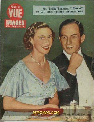 Amazon.fr - POINT DE VUE - MR COLIN TENNANT FIANCE DU 24EME ANNIVERSAIRE DE MARGARET - 324 - Nom de Magazine - Livres