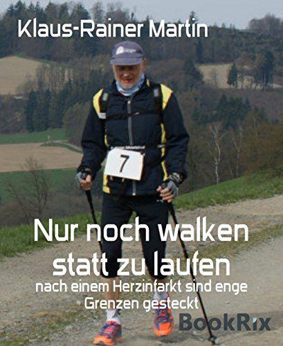 Как бывший марафонец Клаус-Райнер Мартин стал заядлым ходоком с палками.