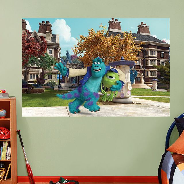 Shop Disney Monsters Inc. At Fathead Part 89