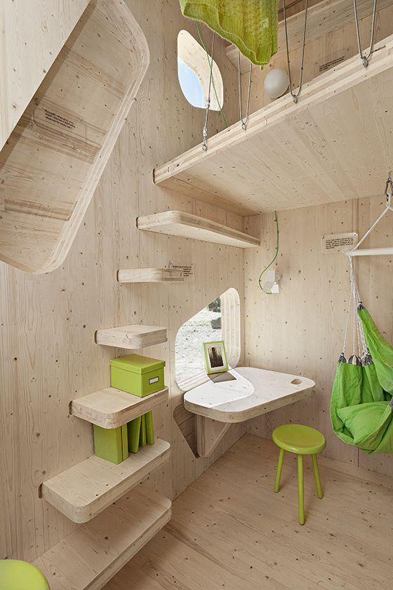 Mikroarchitektur: klein, aber fein | Architektur